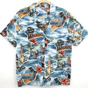 Hilo Hattie The Hawaiian Original Island Shirt